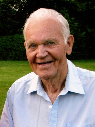 Clarence A. Ostwald, cafe owner and Irish Propane manager, worked for 84 years