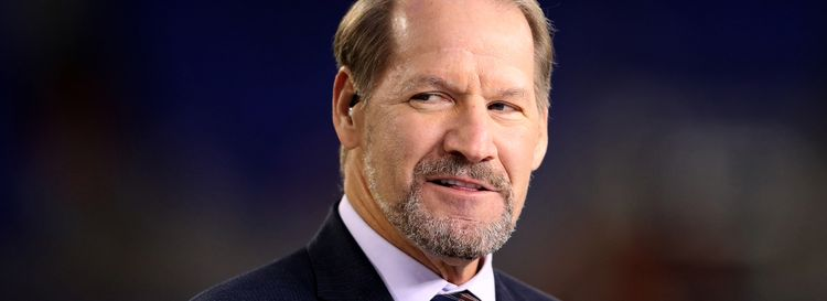 NFL Network analyst Bill Cowher. (Rob Carr/Getty Images file photo)