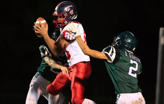 Southwestern defeated Allegany-Limestone on Friday night. (Harry Scull Jr./Buffalo News)