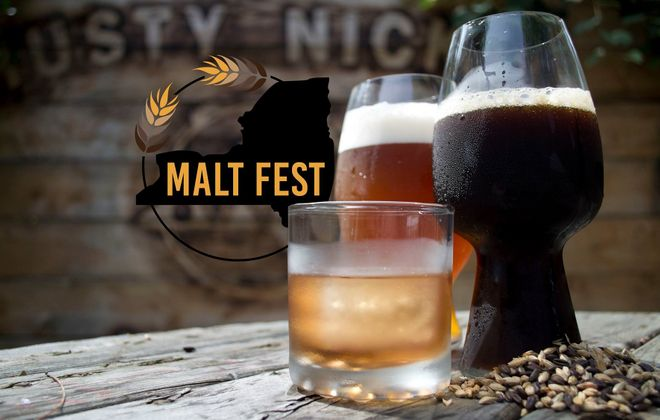 Rusty Nickel's Malt Fest is a chance to celebrate the local production of beer - specifically malted grains' involvement. (via Rusty Nickel)