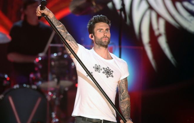 Jeff Miers is thinking he will pass on Maroon 5's halftime performance at the Super Bowl, if that is the NFL's choice. (Getty Images)