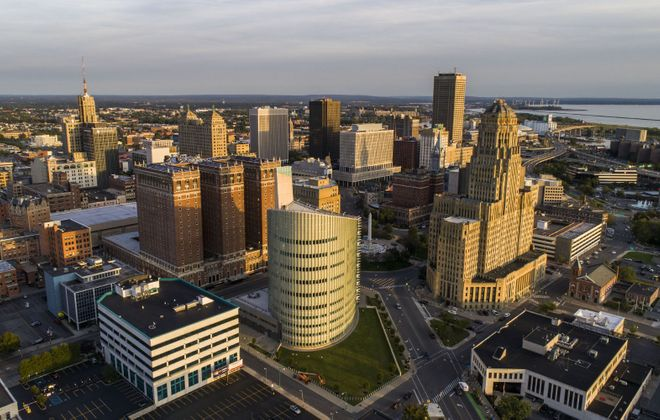 Local job growth has been subdued during the last decade, despite the feel-good vibe of the so-called Buffalo renaissance. (Derek Gee/News file photo)
