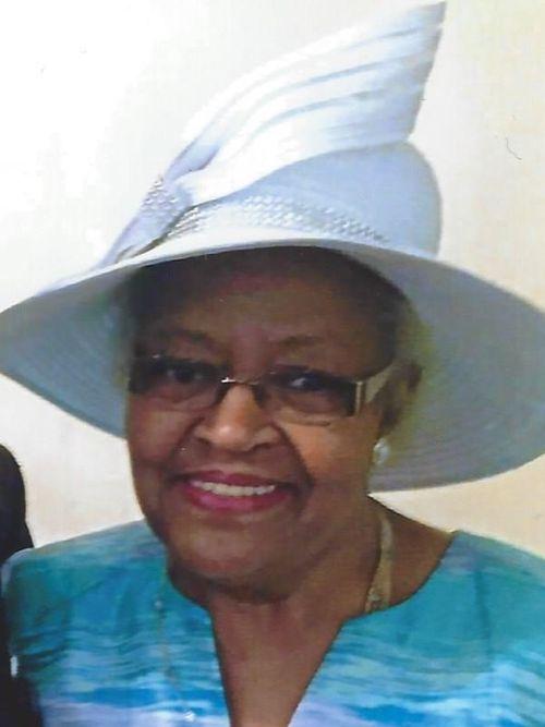 Sarah Lou McGlothlin, active with Bethlehem Missionary Church