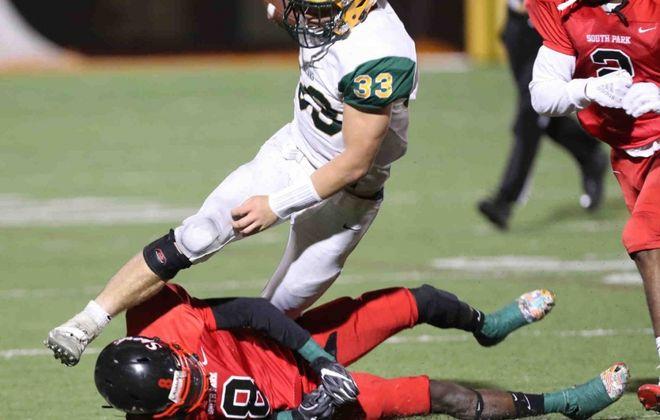 West Seneca East's Shaun Dolac committed to play football at the University at Buffalo. (John Hickey/News file photo)