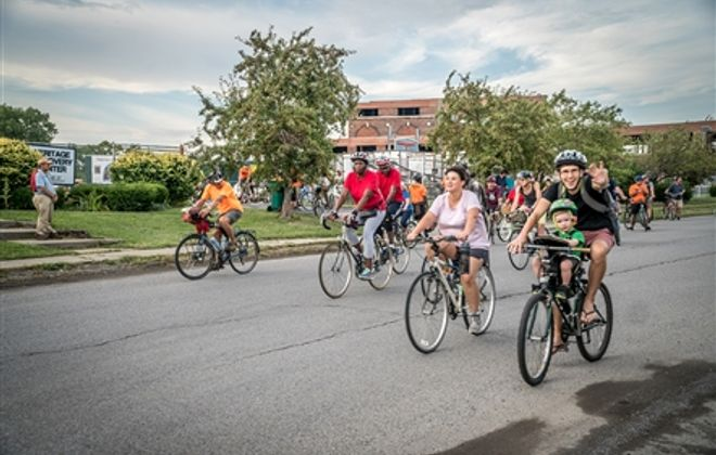 Picture This: Slow Roll, Heritage Discovery Center