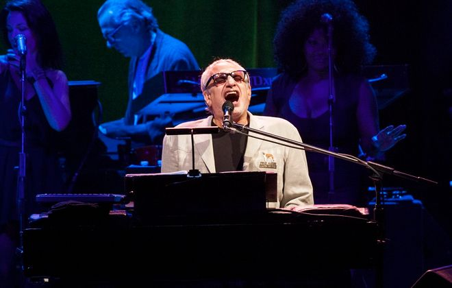 Donald Fagen and Steely Dan performed the classics in return to Buffalo. (Getty Images file photo)