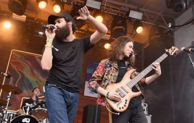 Rainbow Kitten Surprise performs Oct. 1 at the Town Ballroom. (Getty Images)