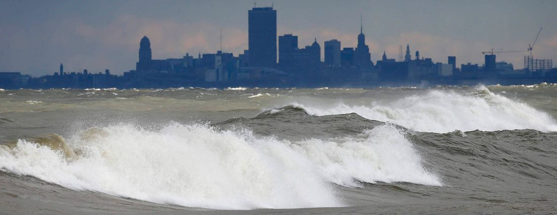 Look for rain and wind this weekend. (Mark Mulville/News file photo)