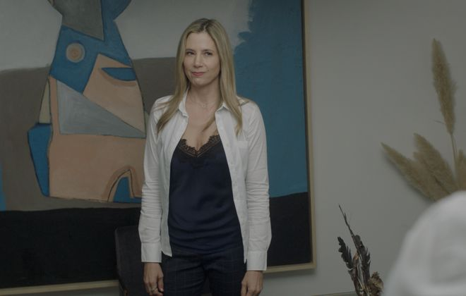"Mira Sorvino stars in ""Waterlily Jaguar"" which will be shown at the Niagara Falls International Film Festival. (Shoreline Entertainment)"