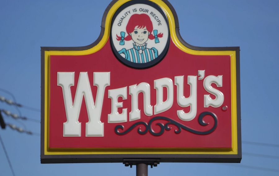 The new Wendy's is proposing a restaurant with a more modern design. (Sharon Cantillon/Buffalo News)
