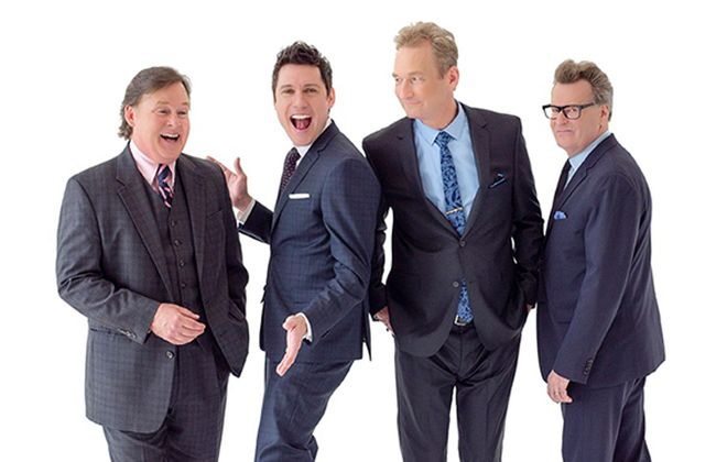 """""""Whose Live Anyway,"""" coming to the University at Buffalo Center for the Arts, is the new show by the guys behind """"Who's Line Is It Anyway?"""""""
