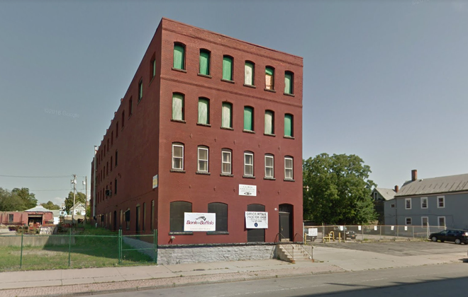 The building at 1485 Niagara St. (Google Maps)