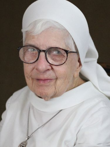 Sister Grace A. Knauber, 91, taught in many local parochial schools