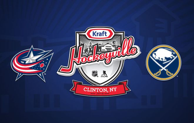 Go to the video: A glimpse of Hockeyville