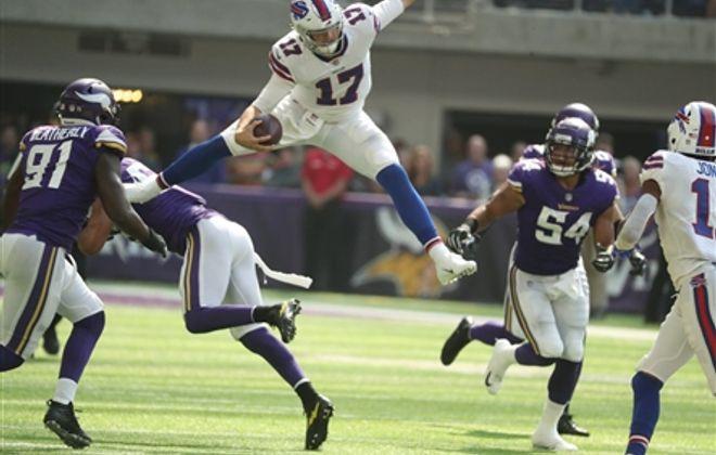 "Does Bills quarterback Josh Allen possess the ""it"" factor?"