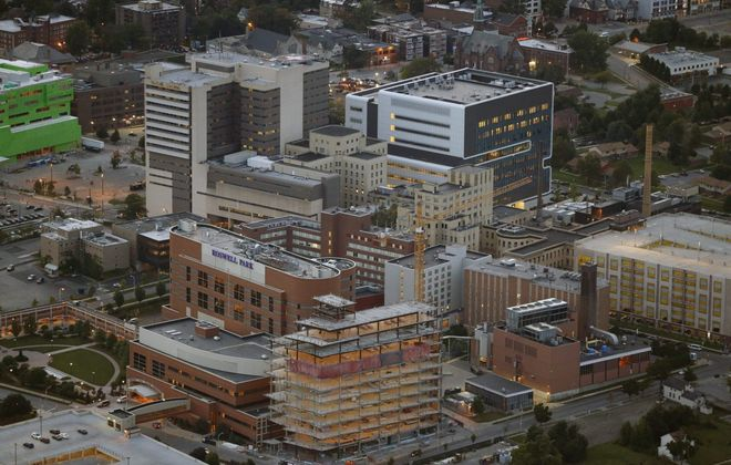 Launch NY has received a boost for a cleantech incubator on the Buffalo Niagara Medical Campus. (News file photo)