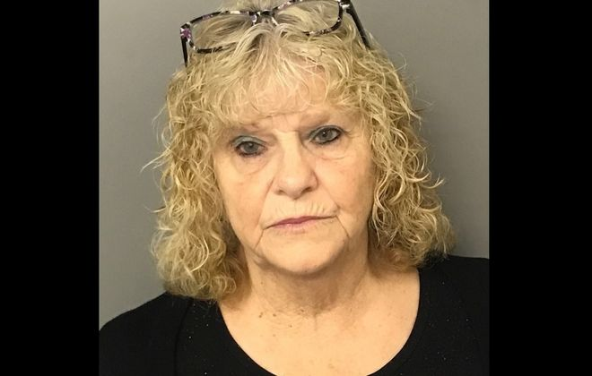 Marylou Johnson, 73, of Busti was charged with hitting and killing an ATV operator in April. (State Police)