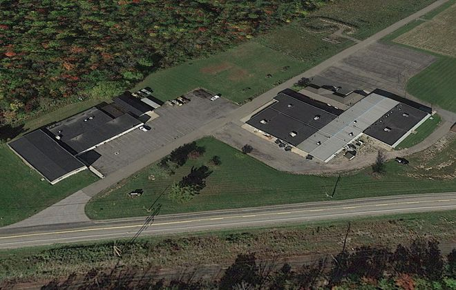 The Town of Evans headquarters of TX RX. (Image via Google)