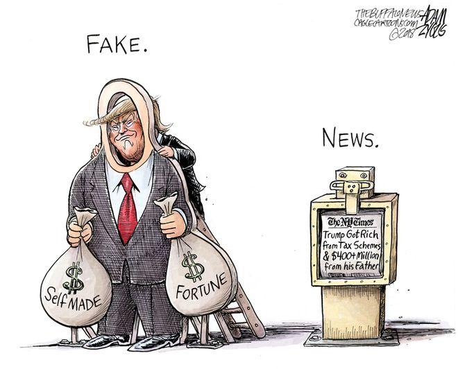 Trump finances: October 5, 2018