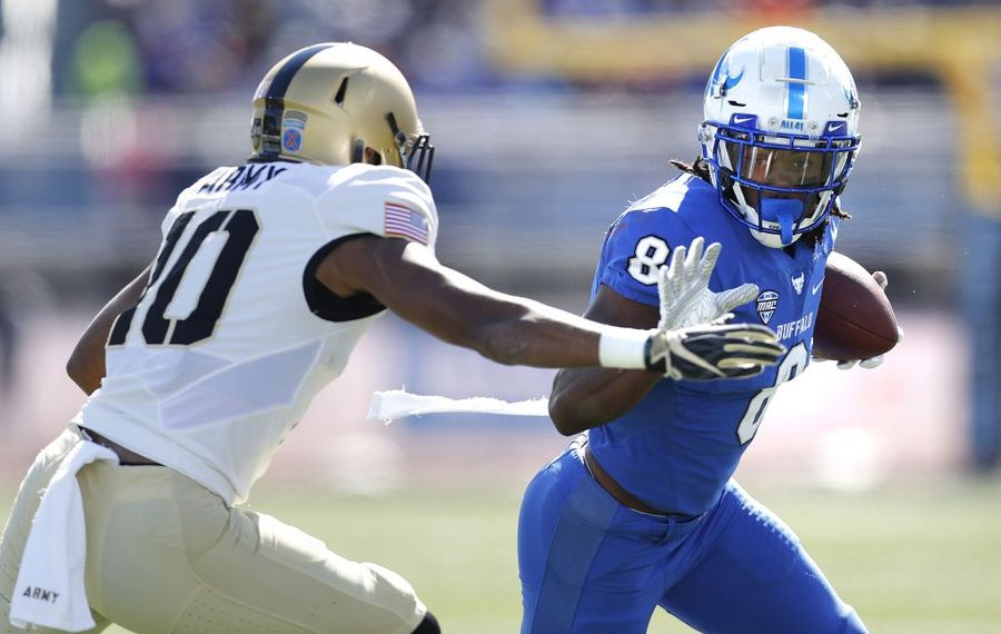 Potential NFL draft pick K.J. Osborn: 'I love UB, and I loved my time there'