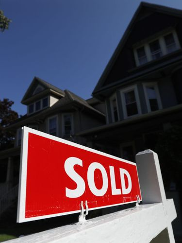 Home prices are up 5% over the past year. (Derek Gee/News file photo)