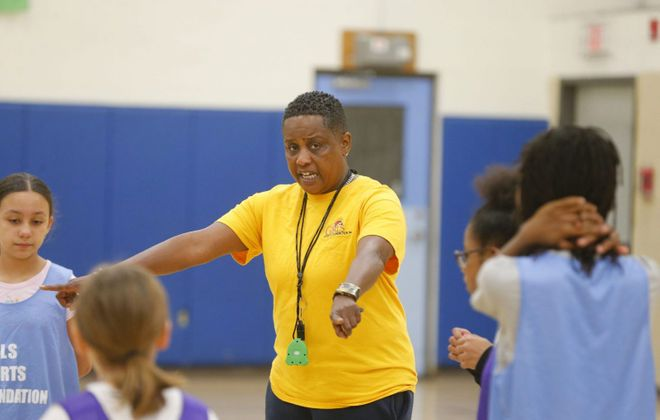 Cecelie Owens runs the GIRLS Sports Foundation. (Mark Mulville/News file photo)