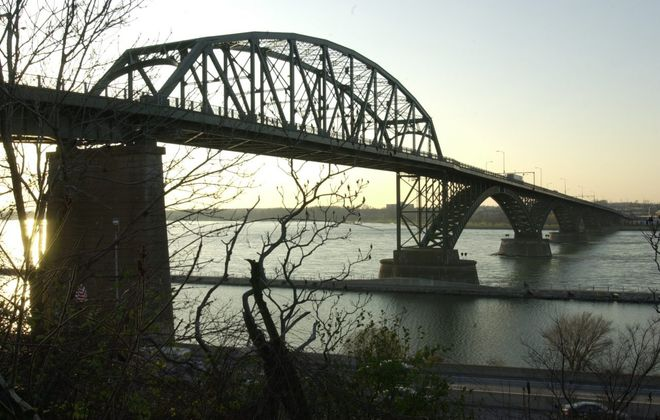 In the summer of 2020, this could be a bridge too far. (Buffalo News file photo)