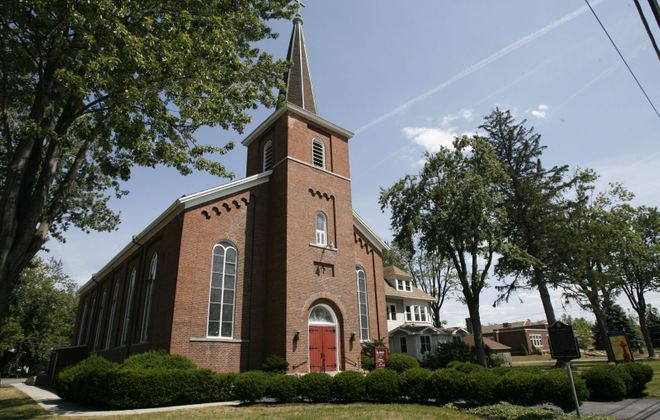 In a letter emailed to parishioners of St. Mary Church in Swormville Saturday, the Rev. Robert Zilliox said that he had been sexually abused by a priest when he was 13 years old. (Buffalo News file photo)