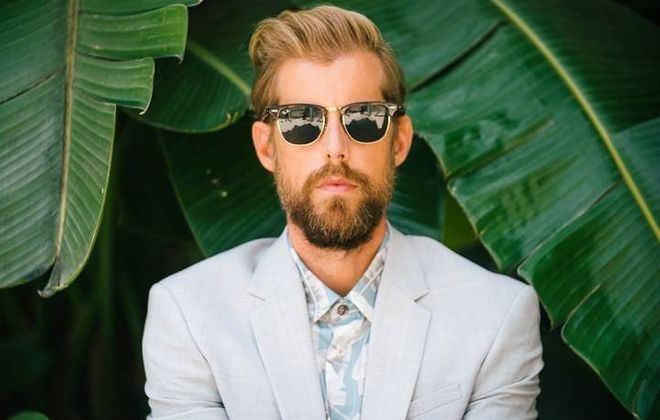 Andrew McMahon will perform at Rapids Theatre in 2019.