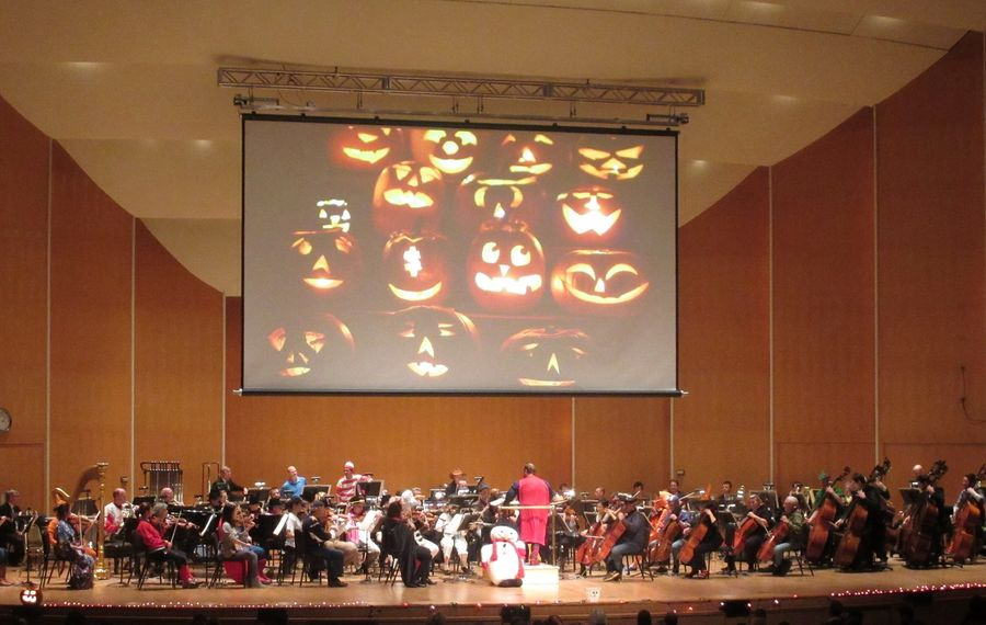 The BPO's Symphonic Spooktacular returns for more holiday fun in Kleinhans Music Hall.
