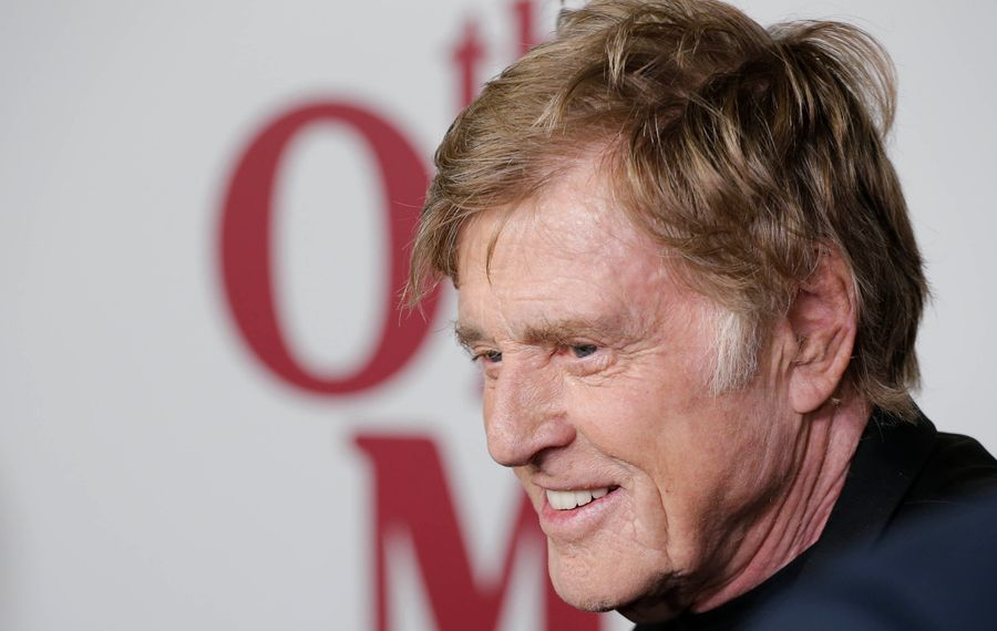 """Robert Redford, who said his last film will be """"Old The Man & A Gun,"""" is an actor of integrity. (Getty Image)"""