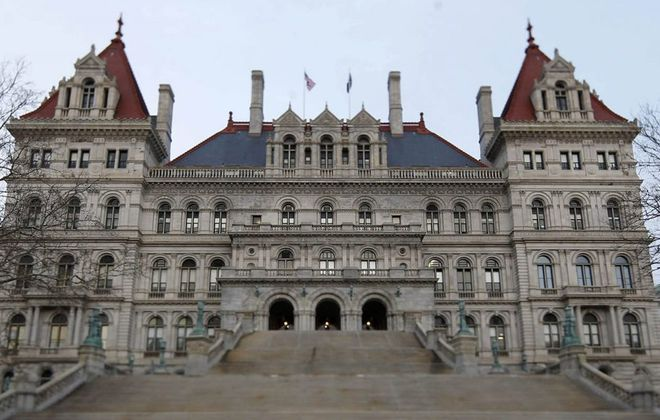 The New York State Capitol. (Derek Gee/News file photo)