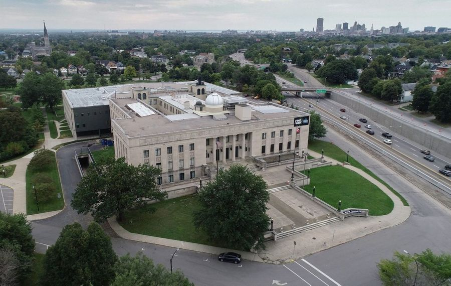 The Buffalo Museum of Science will host a health insurance informational event on April 24. (Derek Gee/News file photo)