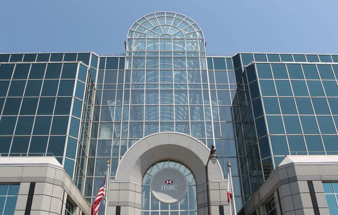 HSBC Atrium. (Sharon Cantillon/Buffalo News)