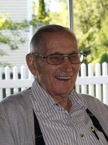 Eugene J. Stoklosa, 97, retired mechanic, World War II veteran