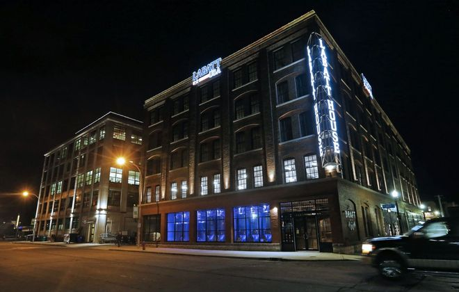 The Labatt Brew House brewery and taproom. (Robert Kirkham/Buffalo News)
