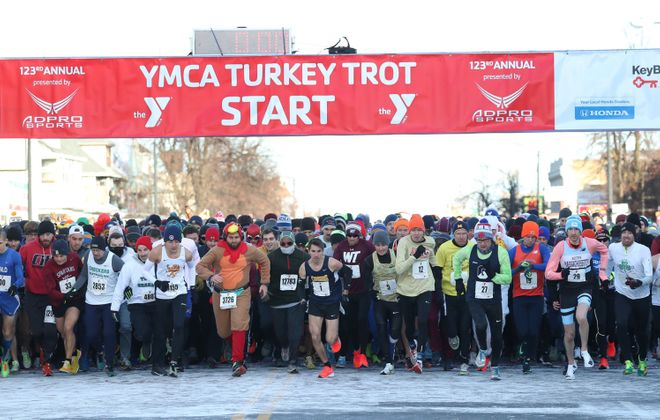 The YMCA Buffalo Niagara Turkey Trot (News file photo)