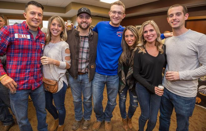 The Holiday Valley Beer and Wine Festival drew a nice crowd in 2017; expect more of the same on Saturday. (Don Nieman/Special to The News)