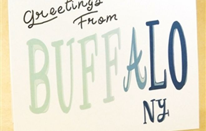 Locally designed holiday cards