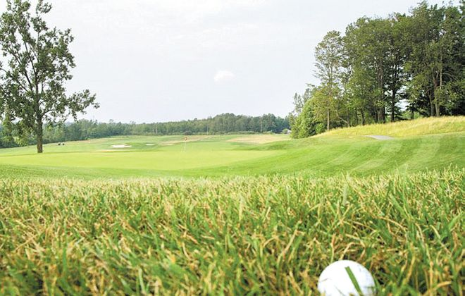Working on your golf game now can help in hte spring. (Buffalo News file photo)