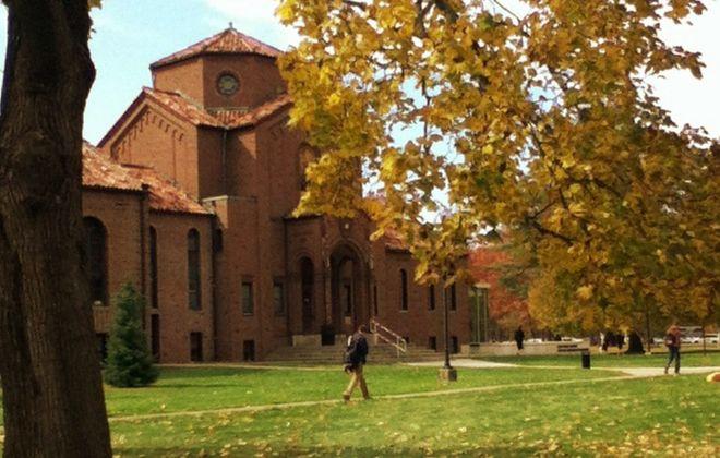 St. Bonaventure's campus (file photo)