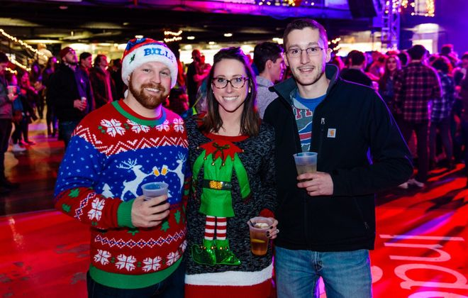 Smiles at the 2017 Kerfuffle Before Christmas: Show 3. (Jordan Oscar/Special to The News)