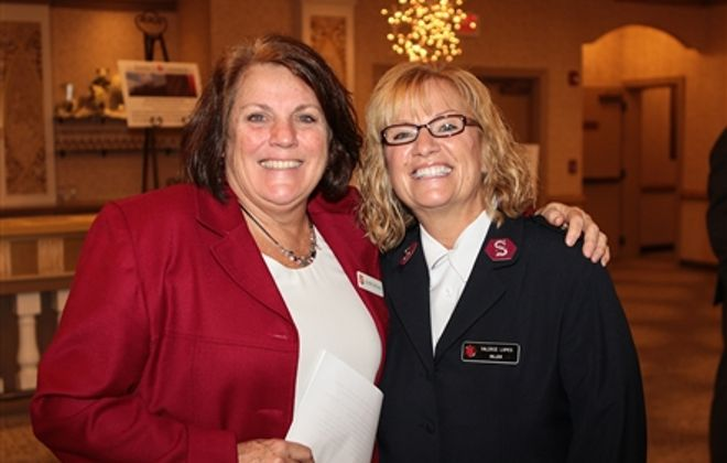 Picture This: Salvation Army Red Kettle luncheon