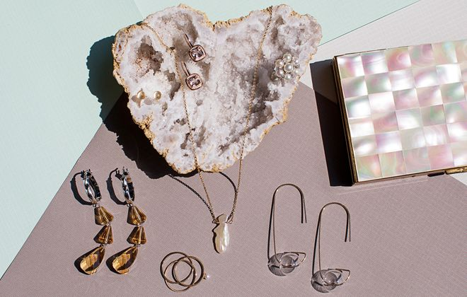 Layer on your personal style with these fresh, local finds. (Katie Friedman)