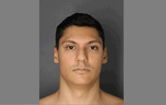 Shane Casado is charged with second-degree murder. (Buffalo Police Department photo)