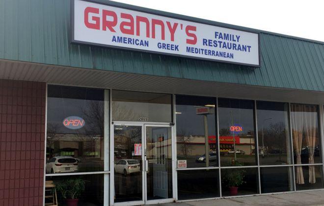 Granny's Family Restaurant is a new all-day restaurant in Tonawanda. (Andrew Galarneau/Buffalo News)