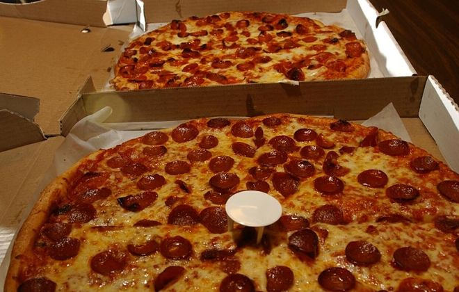 Picking the best pizza will be the order of the day at Festival of Slice on Nov. 30. (News file photo)