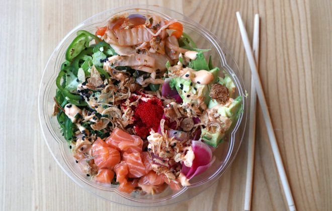 Fresh Catch Poke will open a second location in downtown Buffalo. (Sharon Cantillon/News file photo)