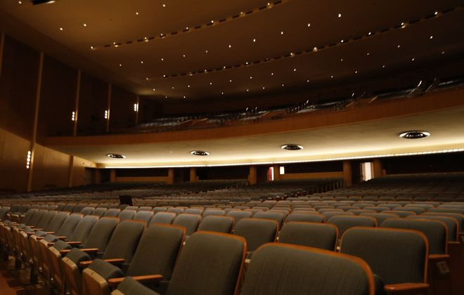 Kleinhans Music Hall. (Derek Gee/Buffalo News)