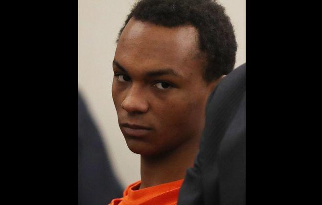Romaine Jirdon, 20, pleaded guilty to second-degree murder. (Sharon Cantillon/News file photo)